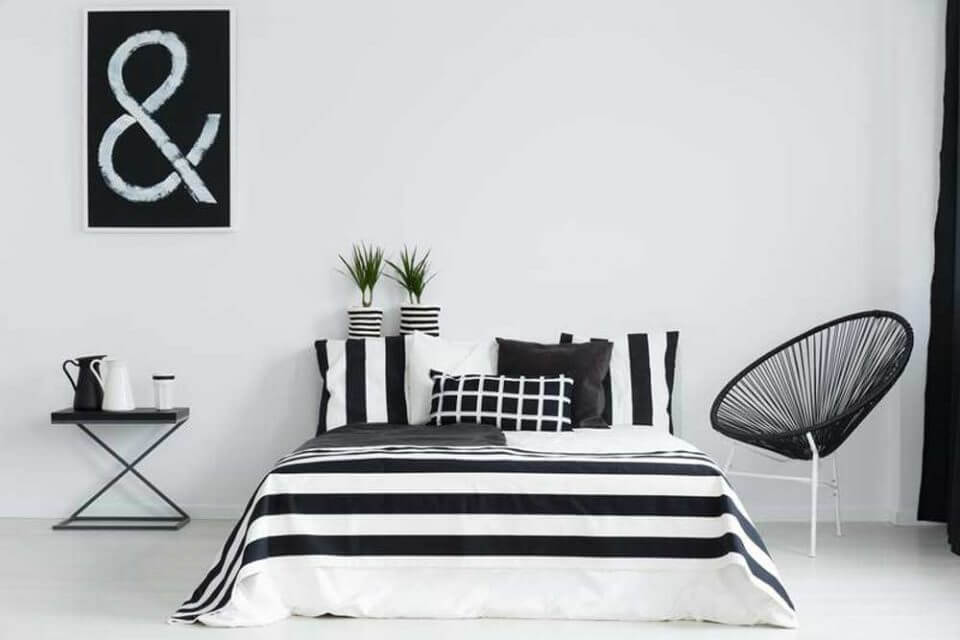Black and White Ideas for Interior Design